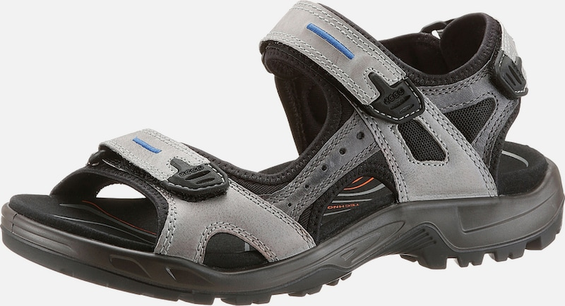 Ecco Sandals With Velcro
