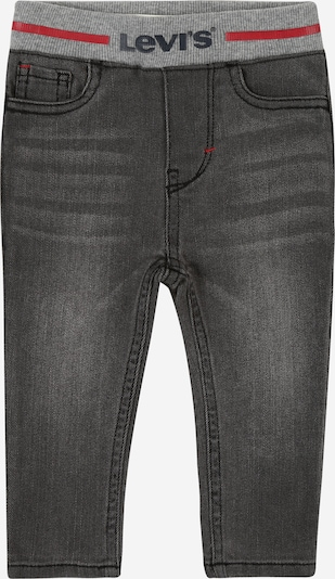LEVI'S Jeans in grey denim / rot, Produktansicht