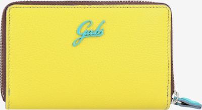 Gabs Geldbörse 'Ruga' in gelb, Produktansicht