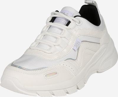Xti Sneaker in silber / weiß / offwhite, Produktansicht