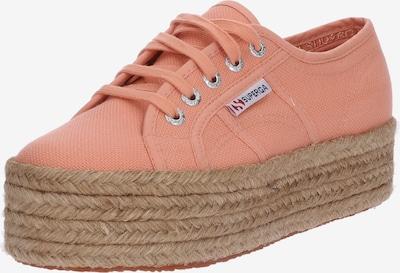 SUPERGA Sneaker in koralle / rosa, Produktansicht