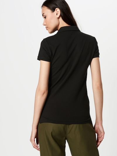 Polo Ralph Lauren Shirt 'JULIE' in Black: Rear view