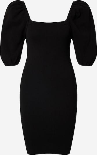 EDITED Robe 'Florence' en noir, Vue avec produit