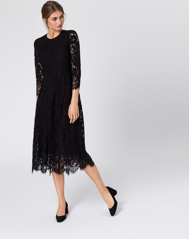 IVY & OAK Kleid Lacedress Fit & Flare