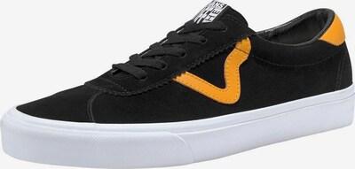 VANS Sneaker in orange / schwarz, Produktansicht