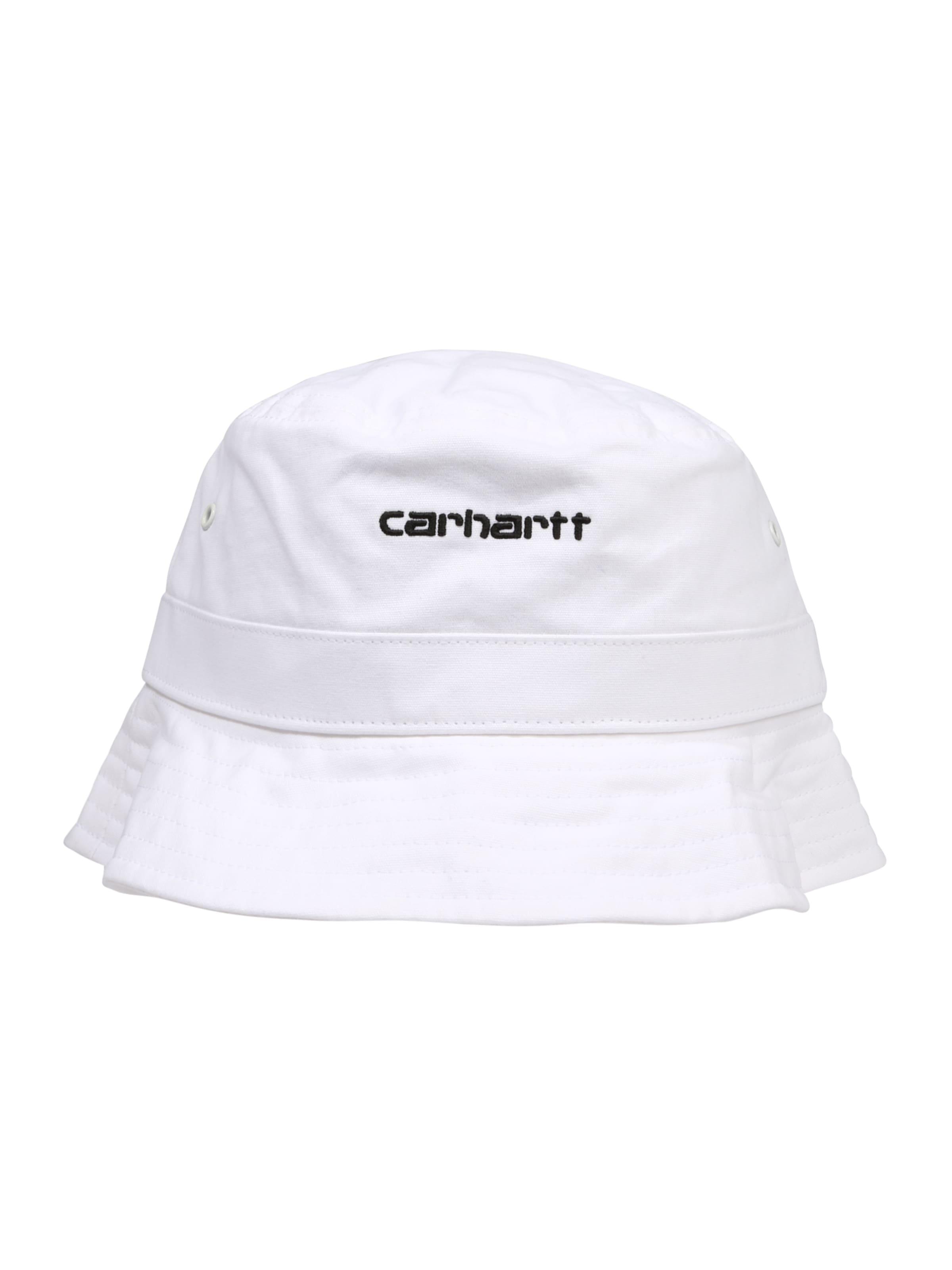 Mütze Weiß Carhartt In 'script Hat' Wip Bucket BQoxrCeWd