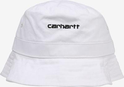 Carhartt WIP Mütze 'Script Bucket Hat' in weiß, Produktansicht