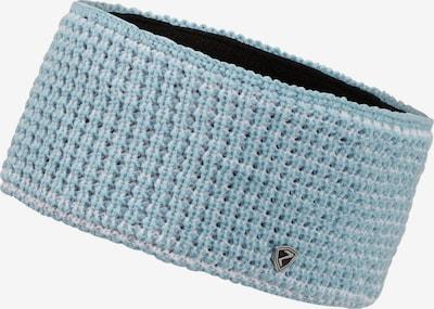 ZIENER Stirnband in hellblau, Produktansicht