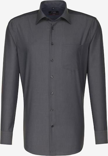 SEIDENSTICKER City-Hemd 'Modern' in grau, Produktansicht