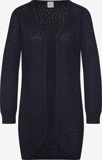 ICHI Gebreid vest 'Olanda' in de kleur Zwart, Productweergave