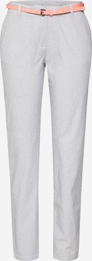 TOM TAILOR Chino kalhoty - modrá / bílá, Produkt