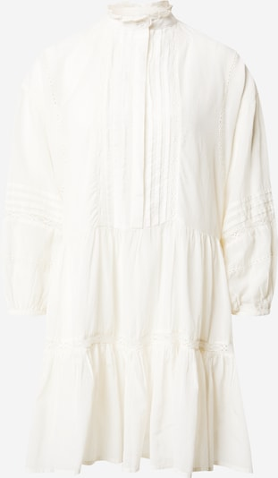 Pepe Jeans Robe 'Amada' en blanc: Vue de face