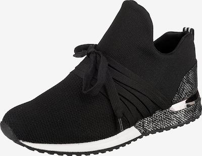 LA STRADA Sneaker in schwarz / schwarzmeliert, Produktansicht