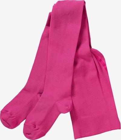 FALKE Stickstrumpfhose 'Family' in pink, Produktansicht
