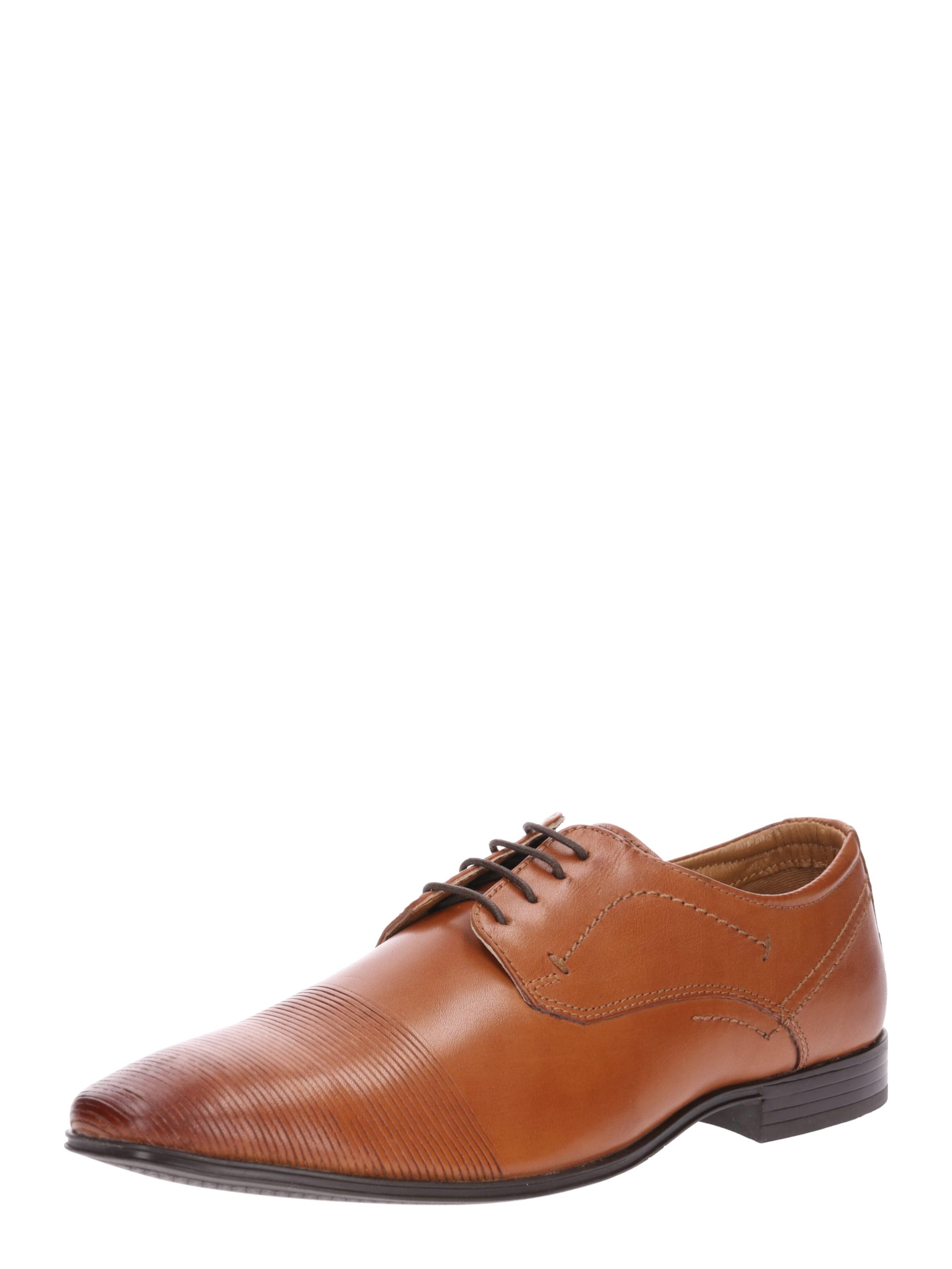 À Pier Lacets Chaussure En '73163' One Cognac 00xTFg