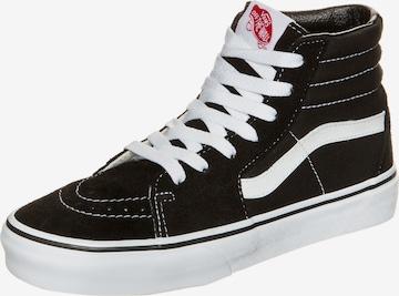 VANS Sneaker 'Sk8-Hi' in Schwarz