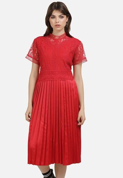 MYMO Kleid 'Rocks' in rot, Modelansicht
