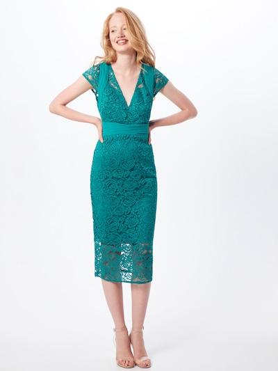TFNC Kokteiļkleita 'VERYAN  DRESS' pieejami smaragda: Priekšējais skats