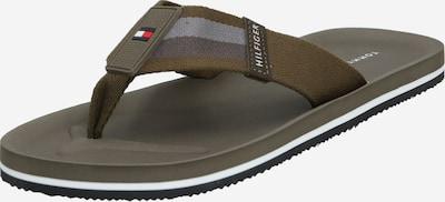 TOMMY HILFIGER Žabky - kaki, Produkt