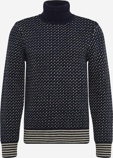 Megztinis 'Karl' iš Casual Friday , spalva - tamsiai mėlyna / balta, Prekių apžvalga
