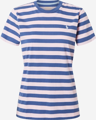 POLO RALPH LAUREN Shirt in blau / rosa, Produktansicht