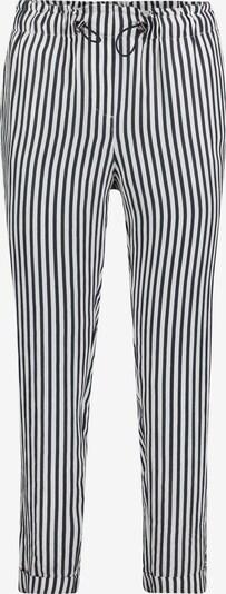 Betty & Co Broek in de kleur Donkerblauw / Wit: Vooraanzicht