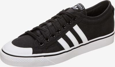 ADIDAS ORIGINALS Sneaker 'Nizza' in schwarz / weiß, Produktansicht