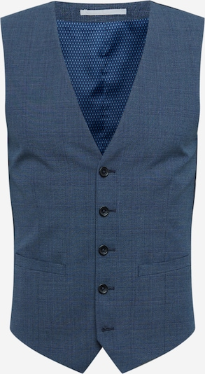 BURTON MENSWEAR LONDON Weste 'JASPE' in navy, Produktansicht