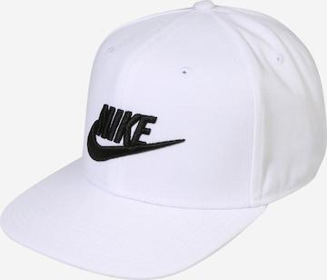 Nike Sportswear Nokamüts 'Futura', värv valge