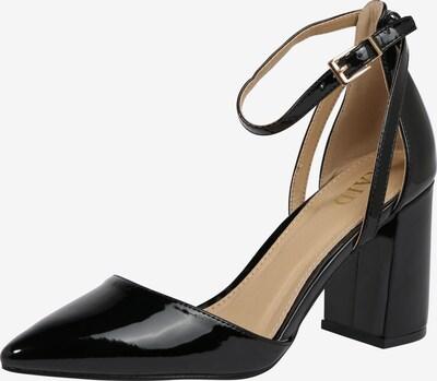 Raid Дамски обувки на ток с отворена пета 'KATY' в черно, Преглед на продукта