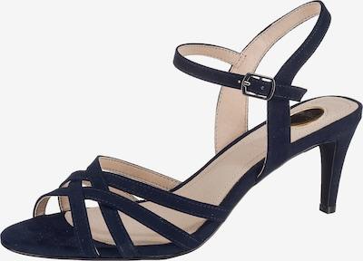 BUFFALO Sandalette in kobaltblau, Produktansicht