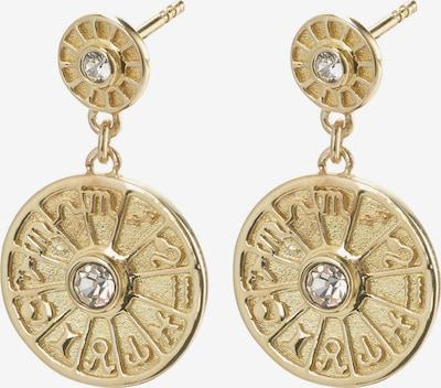 Pilgrim Earrings 'Fia' in gold, Produktansicht