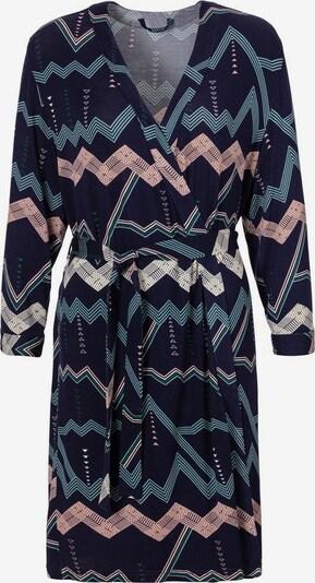 LASCANA Kimono in türkis / dunkelblau / grasgrün / hellpink, Produktansicht