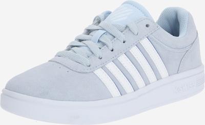 K-SWISS Sneaker 'COURT CHESWICK' in hellblau / weiß, Produktansicht