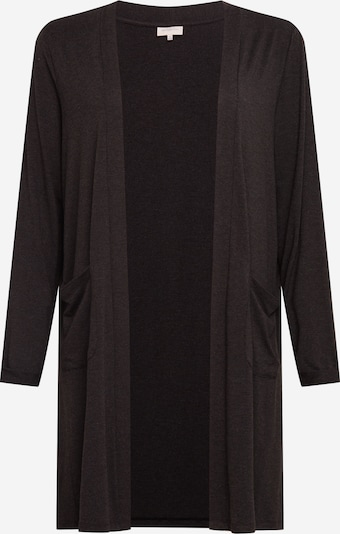 ONLY Carmakoma Strickjacke in schwarz, Produktansicht