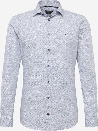 Tommy Hilfiger Tailored Hemd 'FLORAL CLASSIC' in navy / weiß, Produktansicht