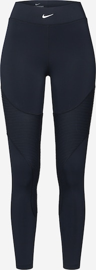 Pantaloni sport 'Aerodapt' NIKE pe negru, Vizualizare produs