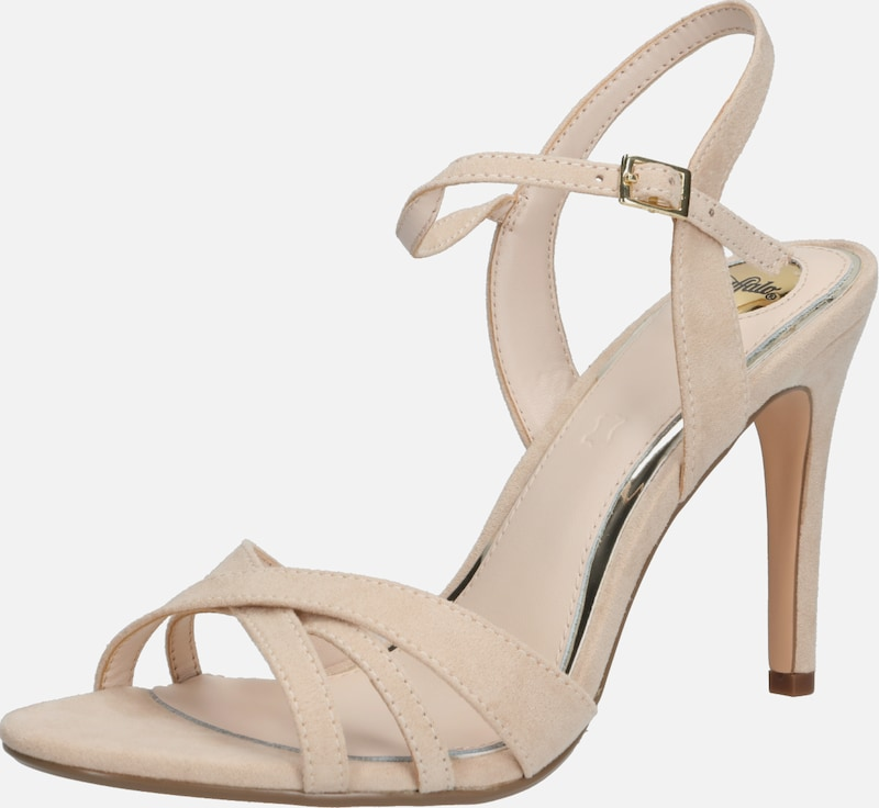 BUFFALO High Heels 'ANJA' in nude, Produktansicht