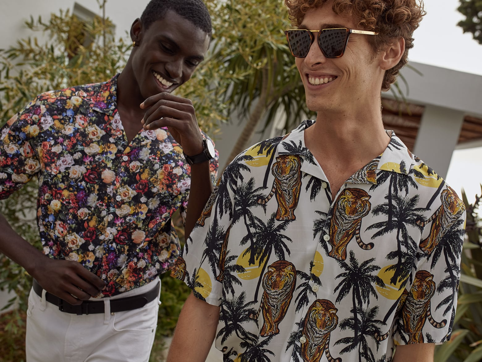 Sommer-Update Hawaii-Shirts in Cool
