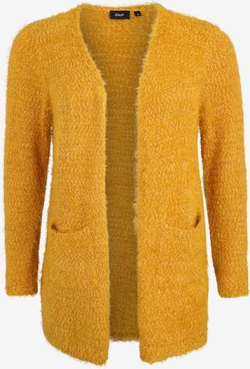 Zizzi Pletena jopa | rumena barva, Prikaz izdelka
