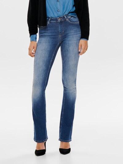 Jeans 'Blush' ONLY pe denim albastru: Privire frontală