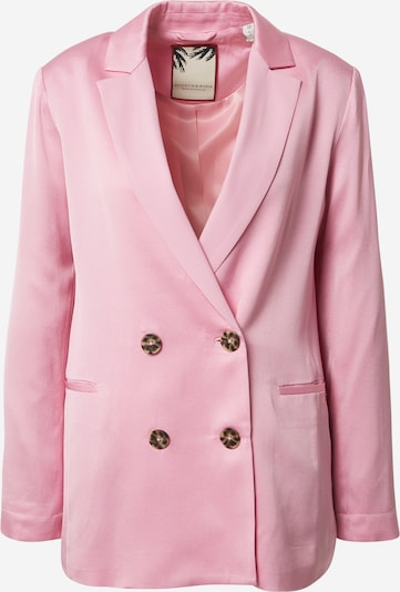 SCOTCH & SODA Blazer 'Double breasted' en rose, Vue avec produit