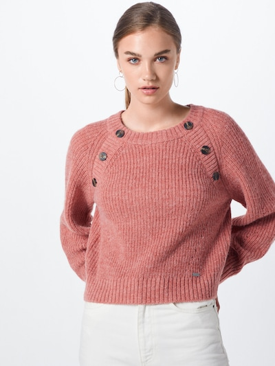 Pepe Jeans Pullover in rot, Modelansicht