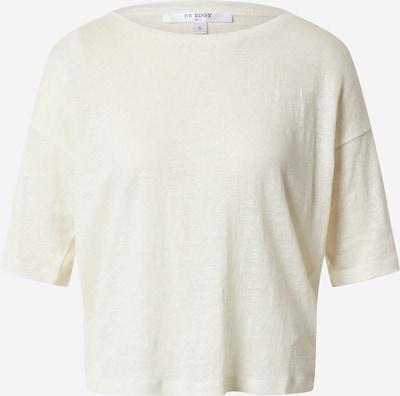 Tricou 'Ecora' BE EDGY pe alb, Vizualizare produs