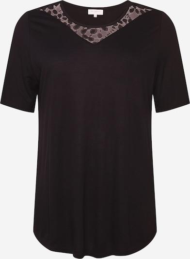 ONLY Carmakoma Shirt  'Somewhere' in schwarz, Produktansicht