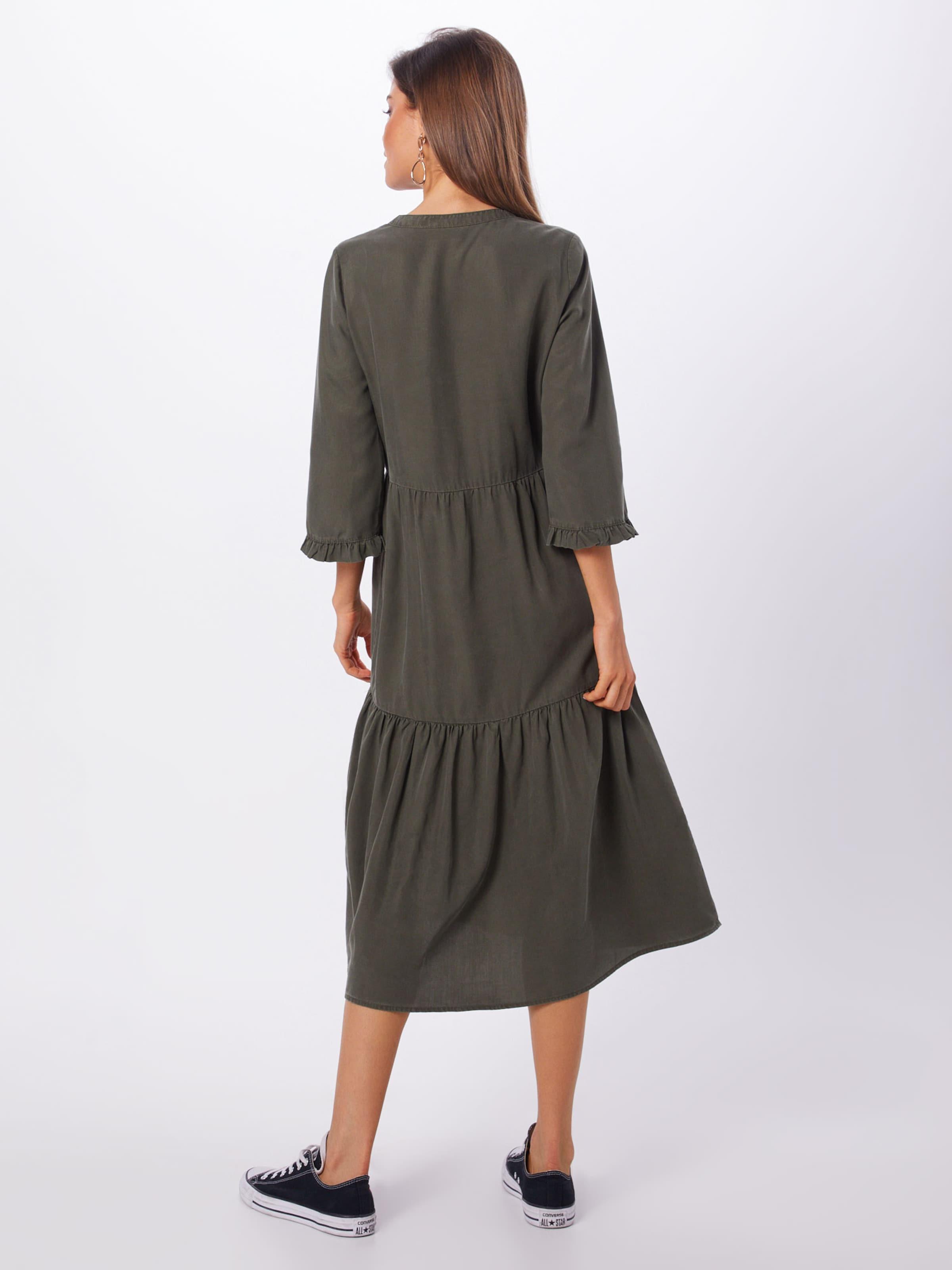 En chemise Robe Noisy Long 'nmendi Dress' Olive May 8wN0yOPvmn
