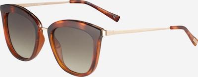 LE SPECS Sonnenbrille 'Caliente' in braun, Produktansicht