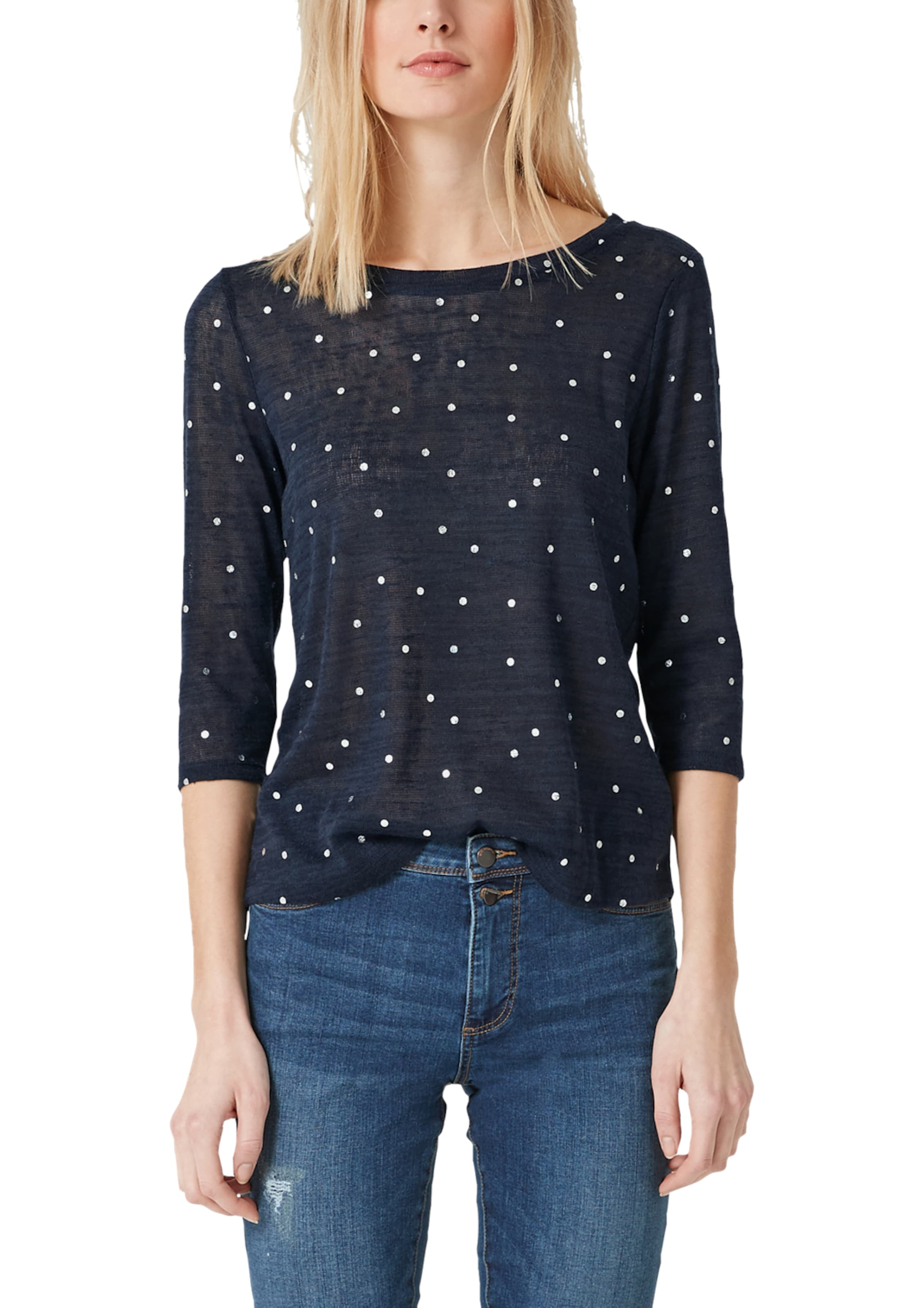 Shirt In s Designed NachtblauWeiß Q By R35qAjL4