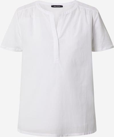 Marc O'Polo Blusenshirt in weiß, Produktansicht