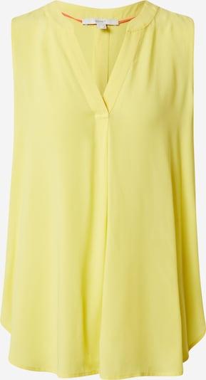 Palaidinė iš ESPRIT , spalva - geltona, Prekių apžvalga